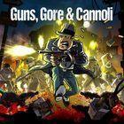 Portada oficial de de Guns, Gore & Cannoli para PS4