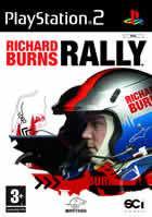 Portada oficial de de Richard Burns Rally para PS2