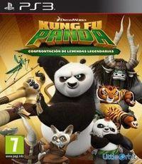 Portada oficial de Kung Fu Panda: Confrontacion de Leyendas Legendarias para PS3