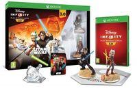 Portada oficial de Disney Infinity 3.0: Play Without Limits para Xbox One