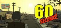 Portada oficial de 60 Seconds! para PC