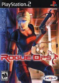 Portada oficial de Rogue Ops para PS2