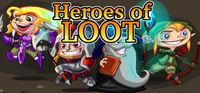 Portada oficial de Heroes of Loot para PC