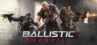 Portada oficial de Ballistic Overkill para PC