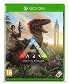 Portada oficial de de ARK: Survival Evolved para Xbox One