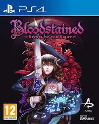 Portada oficial de Bloodstained: Ritual of the Night para PS4