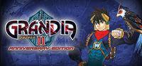 Portada oficial de Grandia II Anniversary Edition para PC