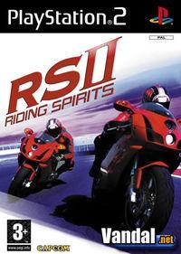 Portada oficial de Riding Spirits 2 para PS2