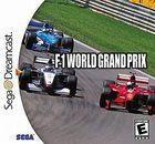 Portada oficial de de F1 World Grand Prix para Dreamcast