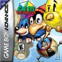 Portada oficial de Gem Smashers para Game Boy Advance