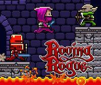 Portada oficial de Roving Rogue eShop para Wii U