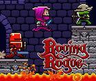 Portada oficial de de Roving Rogue eShop para Wii U