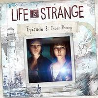 Portada oficial de Life is Strange - Episode 3 para PS4