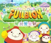 Portada oficial de Fullblox eShop para Nintendo 3DS