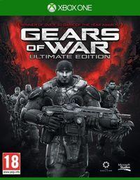 Portada oficial de Gears of War: Ultimate Edition para Xbox One