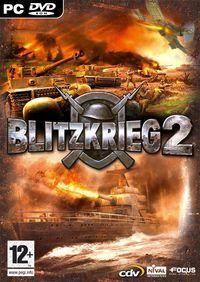 Portada oficial de Blitzkrieg 2 para PC
