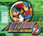 Portada oficial de de Mega Man Battle Network 2 CV para Wii U
