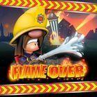 Portada oficial de de Flame Over para PS4