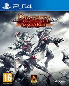 Portada oficial de de Divinity: Original Sin Enhanced Edition para PS4