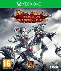 Portada oficial de Divinity: Original Sin Enhanced Edition para Xbox One