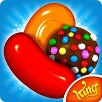 Portada oficial de Candy Crush Saga para PC
