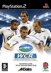 Portada oficial de World Championship Rugby para PS2
