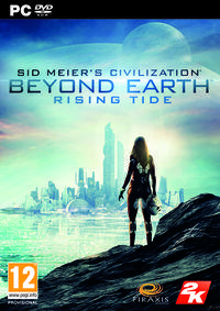 Portada oficial de Sid Meier's Civilization: Beyond Earth - Rising Tide para PC