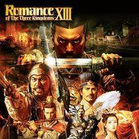 Portada oficial de Romance of the Three Kingdoms 13 para PS3