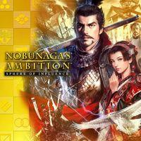 Portada oficial de Nobunaga's Ambition: Sphere of Influence para PS4
