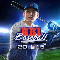 Portada oficial de R.B.I. Baseball 15 para PS4