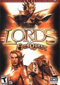 Portada oficial de Lords of Everquest para PC