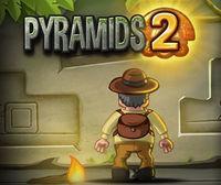 Portada oficial de Pyramids 2 eShop para Nintendo 3DS