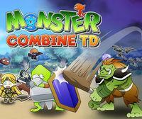 Portada oficial de Monster Combine TD eShop para Nintendo 3DS