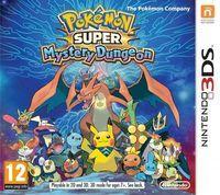 Portada oficial de Pokémon Mundo Megamisterioso para Nintendo 3DS