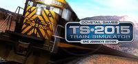 Portada oficial de Train Simulator: Epic Journeys para PC