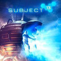 Portada oficial de Subject 13 para PS4