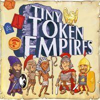 Portada oficial de Tiny Token Empires PSN para PS3