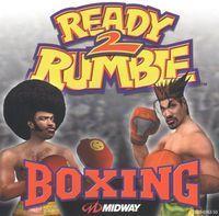 Portada oficial de Ready 2 Rumble Boxing para Dreamcast