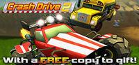 Portada oficial de Crash Drive 2 para PC