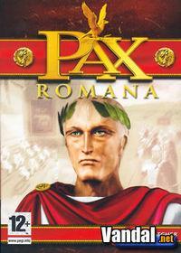 Portada oficial de Pax Romana para PC