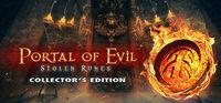 Portada oficial de Portal of Evil: Stolen Runes para PC
