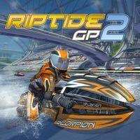 Portada oficial de Riptide GP2 para PS4