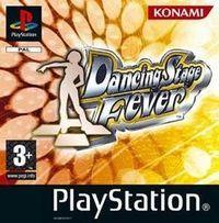 Portada oficial de Dancing Stage Fever para PS One