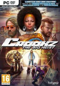 Portada oficial de Crookz - The Big Heist para PC