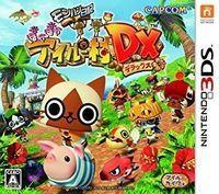 Portada oficial de Monster Hunter Diary: Poka Poka Palico Village DX para Nintendo 3DS