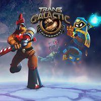 Portada oficial de Trans-Galactic Tournament para PS4