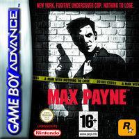 Portada oficial de Max Payne para Game Boy Advance