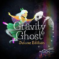 Portada oficial de Gravity Ghost para PS4