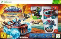 Portada oficial de Skylanders SuperChargers para Xbox 360