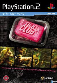 Portada oficial de El Club de la Lucha para PS2
